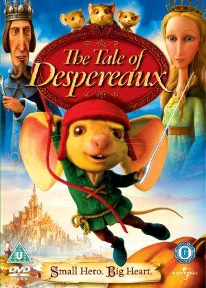 The Tale of Despereaux 565x789