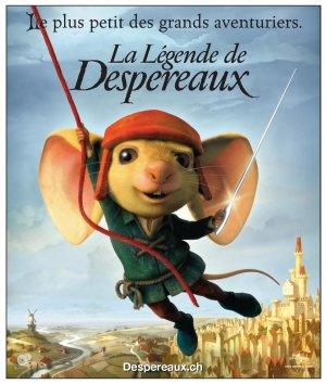 The Tale of Despereaux 1190x1405