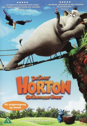 Horton Hears a Who! 1500x2153