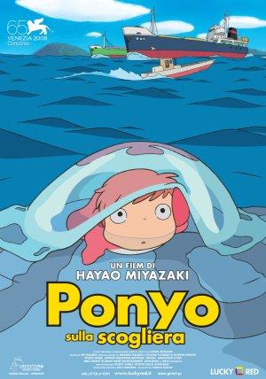 Ponyo en el acantilado 794x1134