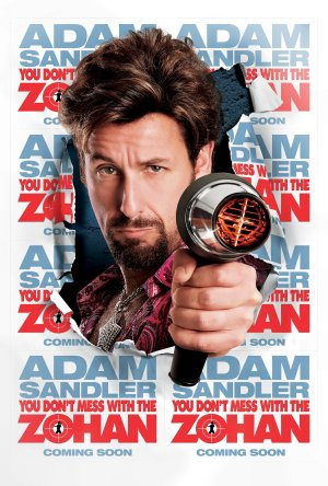 You Don't Mess with the Zohan 2700x3996