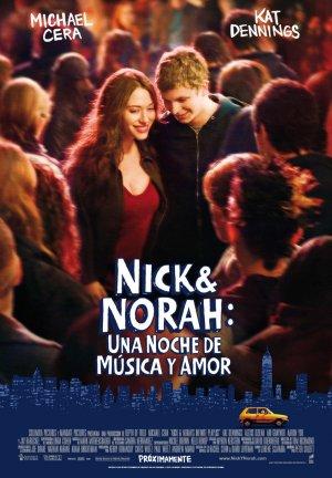 Nick and Norah's Infinite Playlist 955x1374