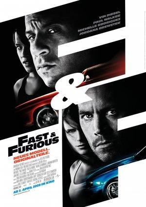 Fast & Furious 2481x3508