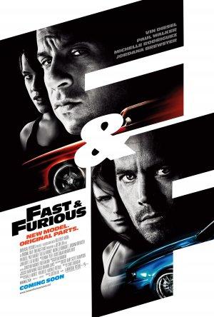 Fast & Furious 3375x5000