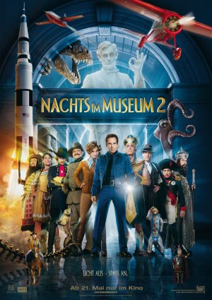 Night at the Museum: Battle of the Smithsonian 988x1400