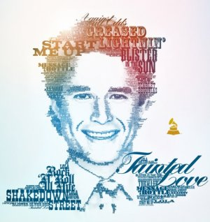The 51st Annual Grammy Awards 566x600