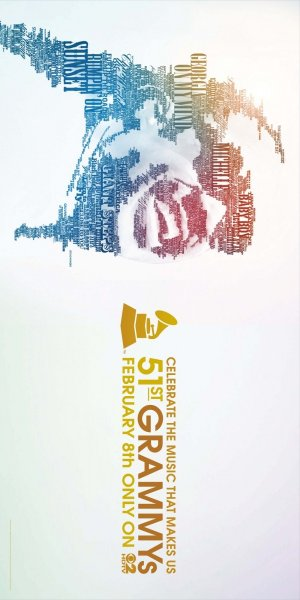 The 51st Annual Grammy Awards 600x1200