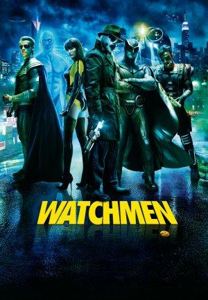 Watchmen 3461x4996