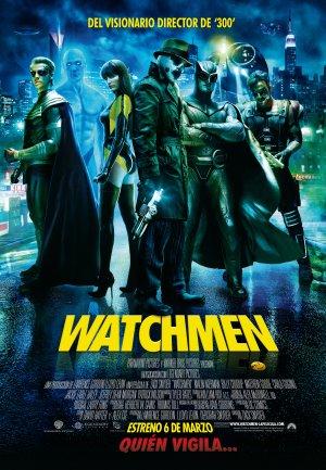 Watchmen 3465x5000