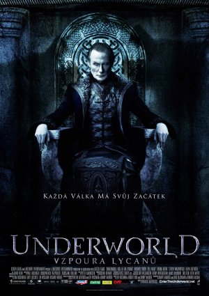 Underworld: Rise of the Lycans 2478x3508