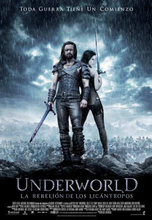 Underworld: Rise of the Lycans 2683x3866