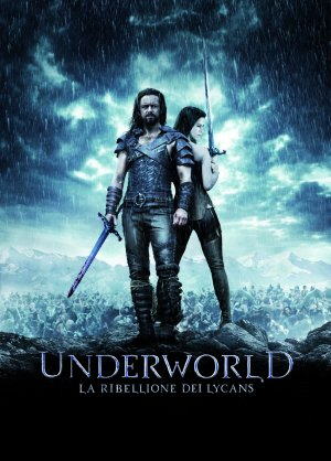 Underworld: Rise of the Lycans 850x1185