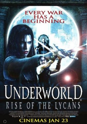 Underworld: Rise of the Lycans 400x571