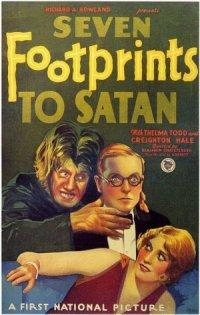 Seven Footprints to Satan poster