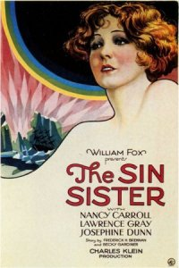 The Sin Sister poster