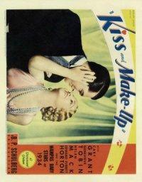 Kiss and Make-Up poster