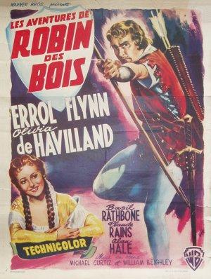 The Adventures of Robin Hood 1000x1325