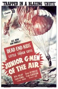 Junior G-Men of the Air poster