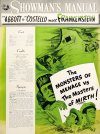 Bud Abbott Lou Costello Meet Frankenstein Other