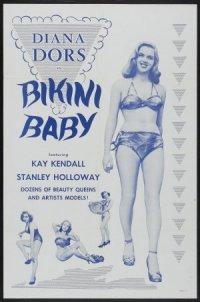 Bikini Baby poster
