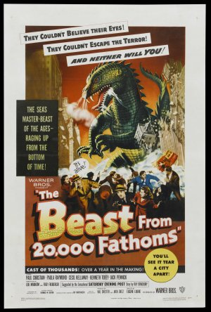 The Beast from 20,000 Fathoms 2028x3000