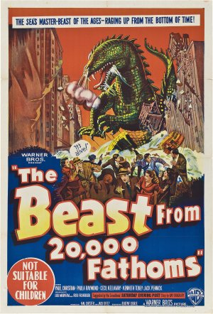 The Beast from 20,000 Fathoms 2034x3000