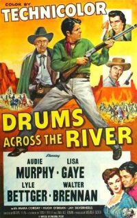 Drums Across the River poster
