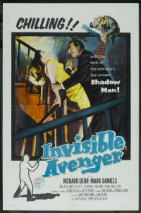 Invisible Avenger poster