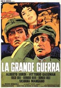 La grande guerra poster