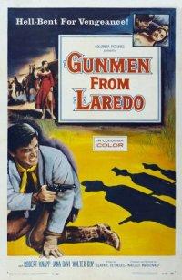 Gunmen from Laredo poster