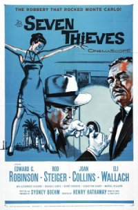 Seven Thieves poster