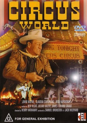 Circus World Cover