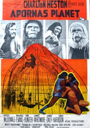 Planet of the Apes 355x500