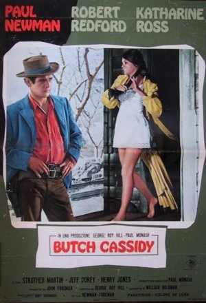 Butch Cassidy and the Sundance Kid 818x1200