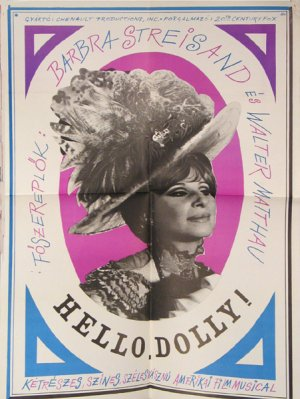 Hello, Dolly! 451x600