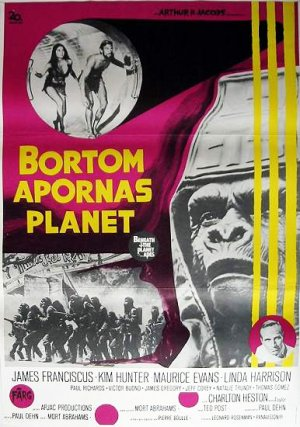 Beneath the Planet of the Apes 386x550