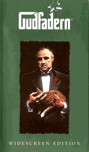 The Godfather Vhs cover