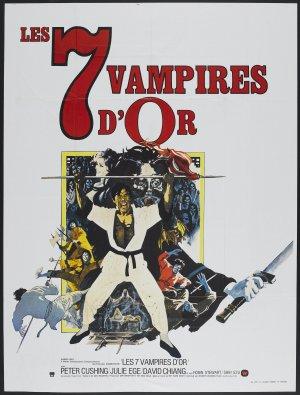The Legend of the 7 Golden Vampires 2276x3000