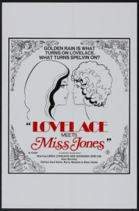 Linda Lovelace Meets Miss Jones poster