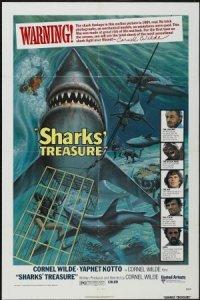 Sharks' Treasure poster