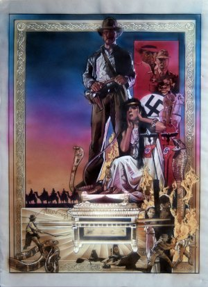 Raiders of the Lost Ark 618x850