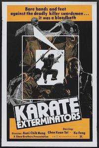 Lightning Kung Fu poster