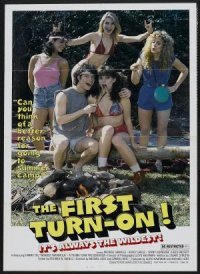 The First Turn-On!! poster