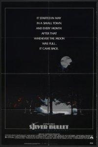 Silver Bullet poster
