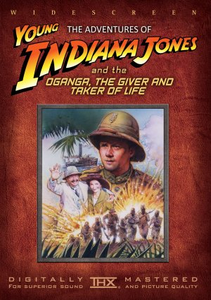 The Young Indiana Jones Chronicles 1535x2175