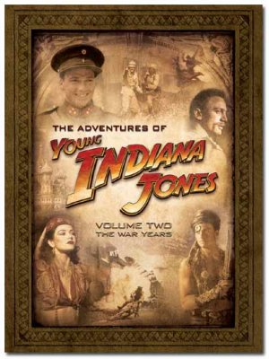 The Young Indiana Jones Chronicles 412x550