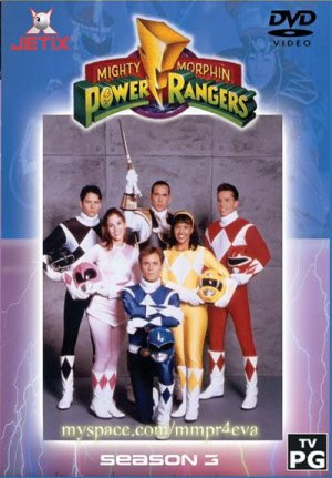 Power Rangers 400x574