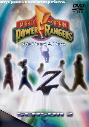 Mighty Morphin Power Rangers 521x742