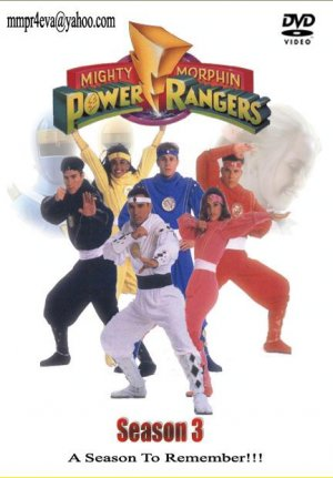 Mighty Morphin Power Rangers 432x621
