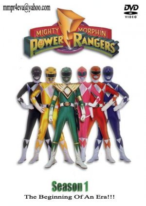 Power Rangers 434x614